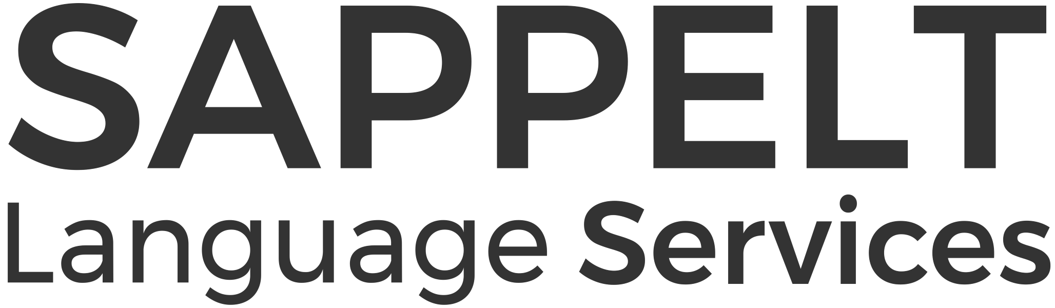 Sappelt Language Services